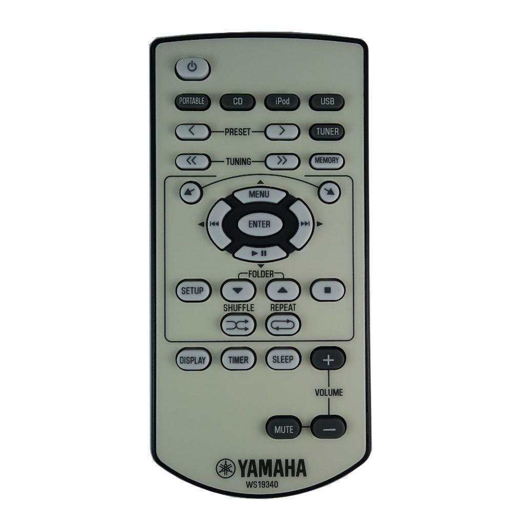 new genuine yamaha remote control for crx 040 crx 140