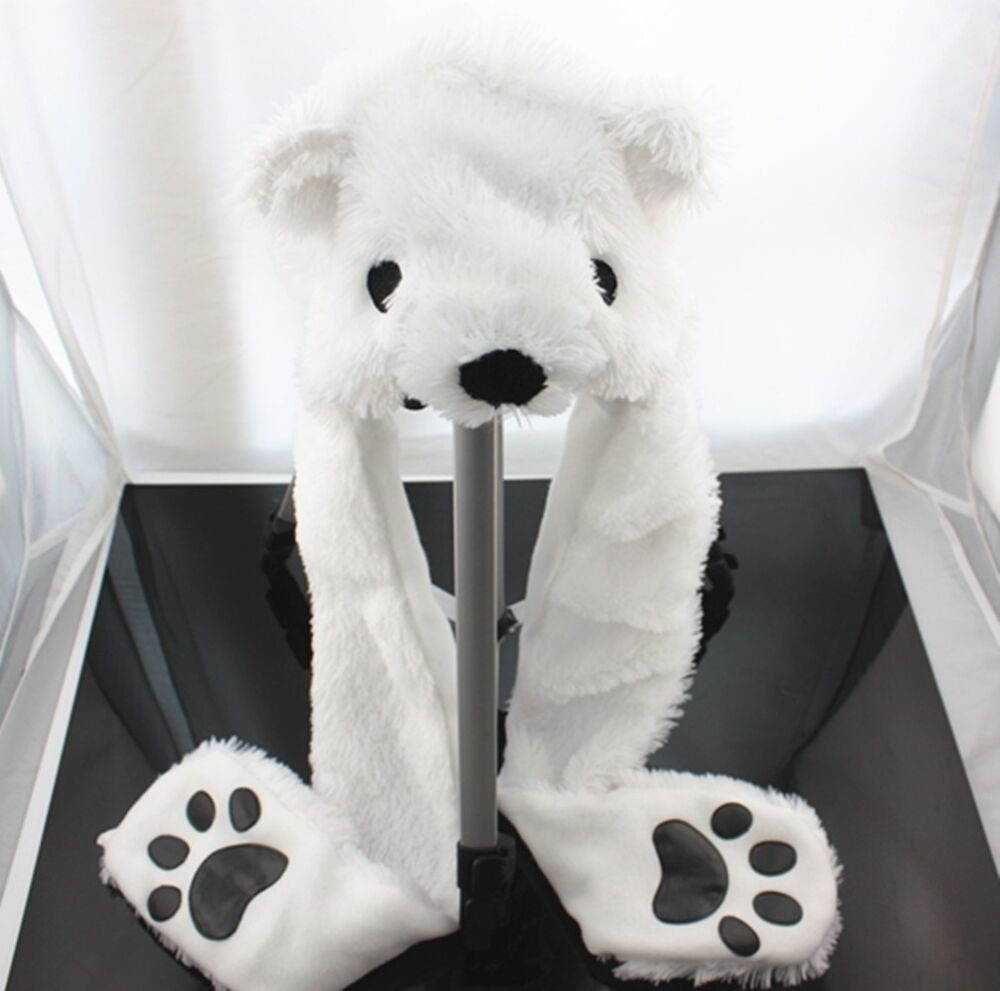 Find great deals on eBay for white bear hat. Shop with confidence.