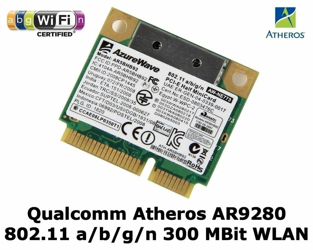 Qualcomm Atheros Wifi Driver - CNET Download