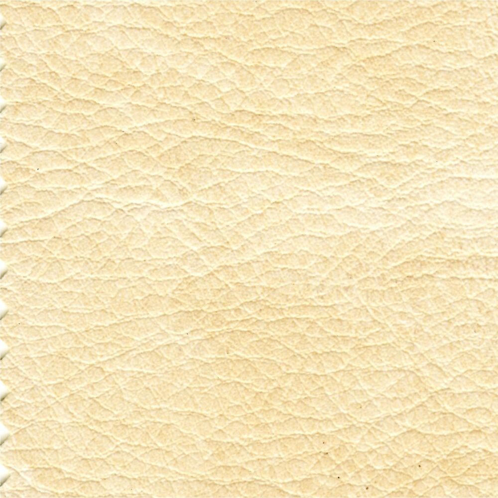 Off white marine vinyl upholstery pleather fabric with for Vinyl fabric