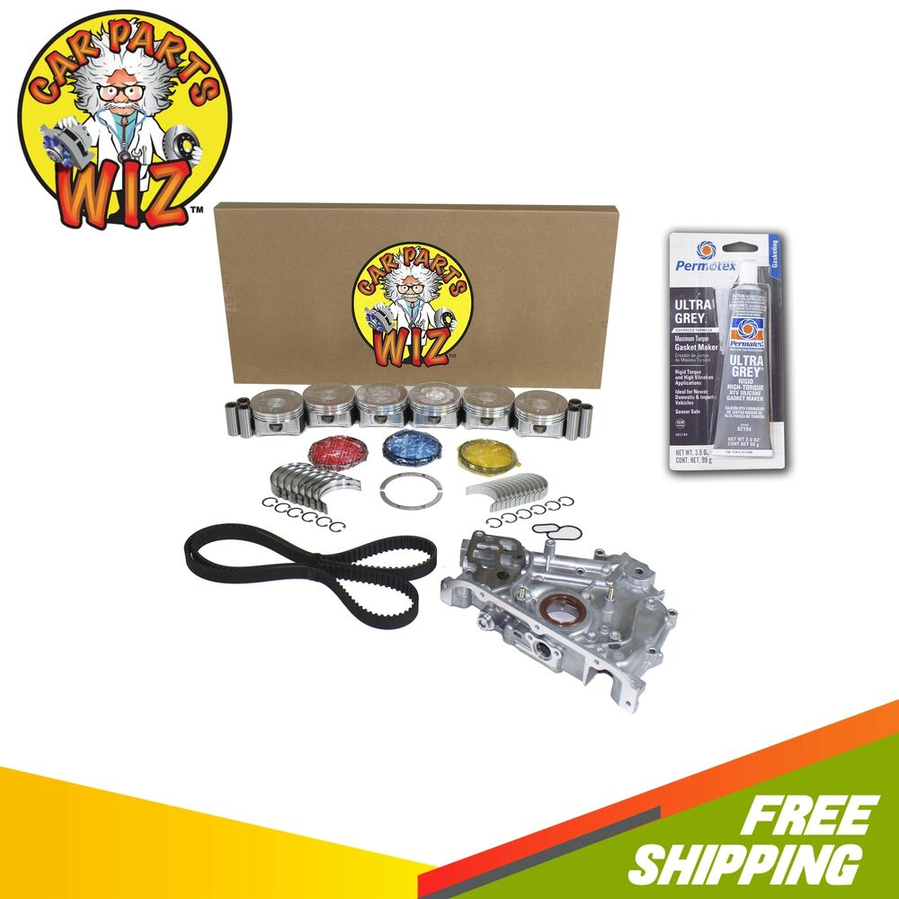 Ford 2 3 Engine Rebuild: Master Engine Rebuild Kit Fits 05-08 Honda Pilot 3.5L V6