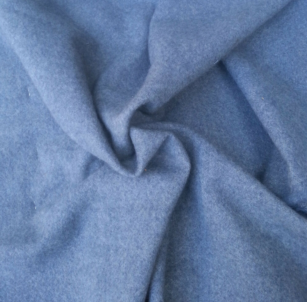 100 wool denim fabric woven by the yard ebay for Cloth by the yard