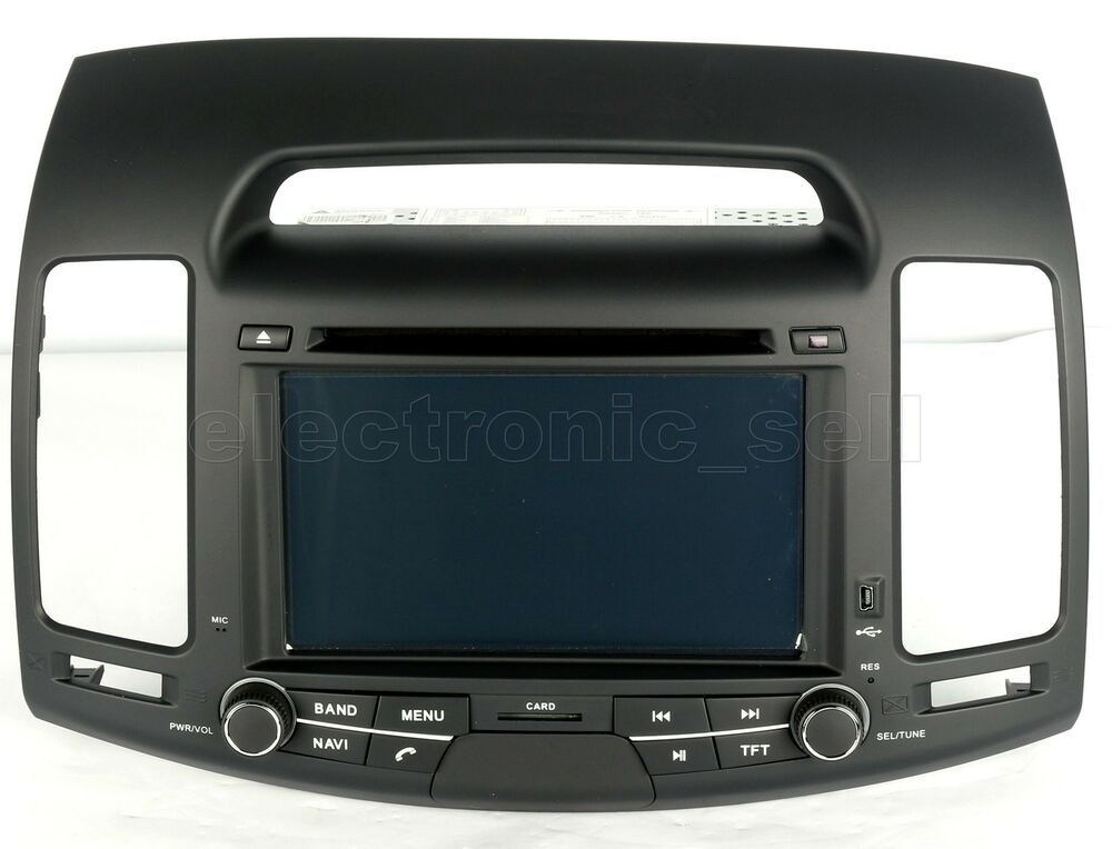 "7"" Touch Screen Stereo Radio Car DVD Player GPS Navigation"