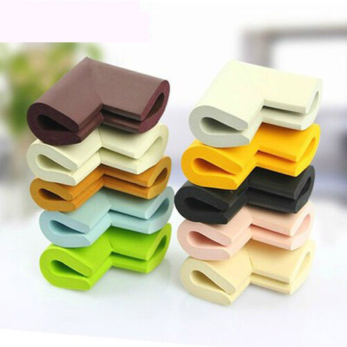 4X Safety Baby Table Edge Cushion Corners Child Protector ...