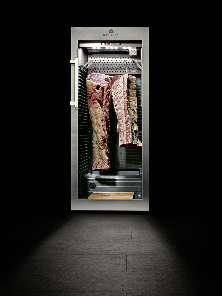 how to build a dry age fridge
