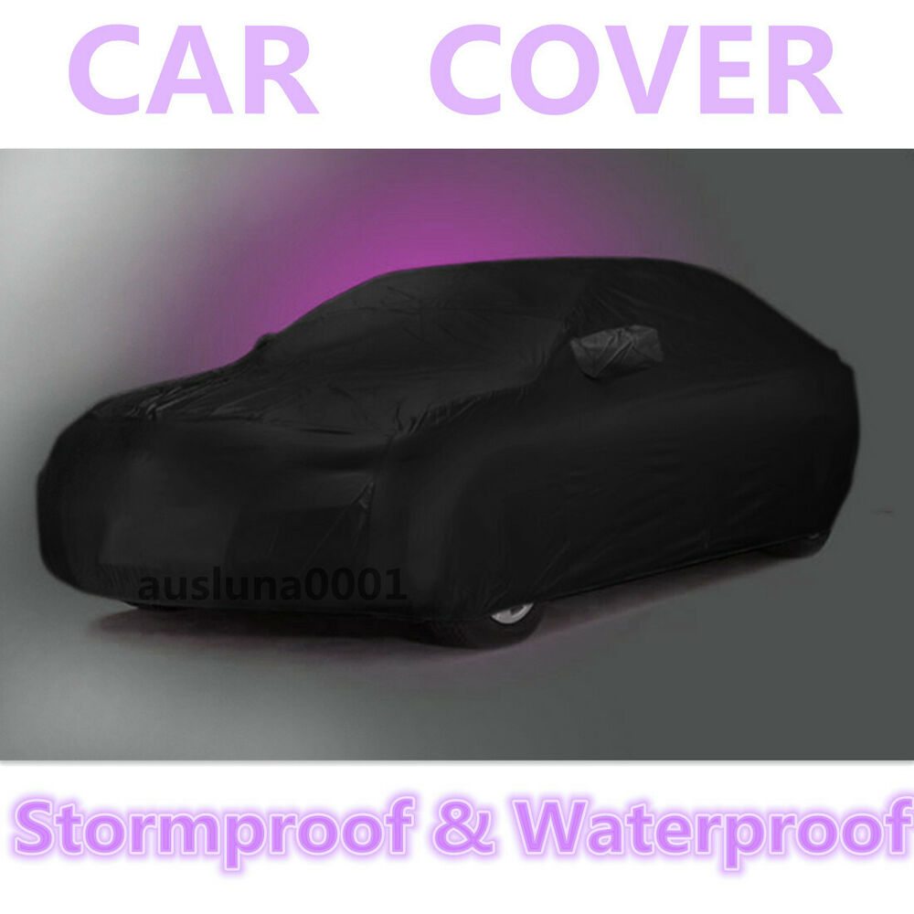 Storm Car Covers