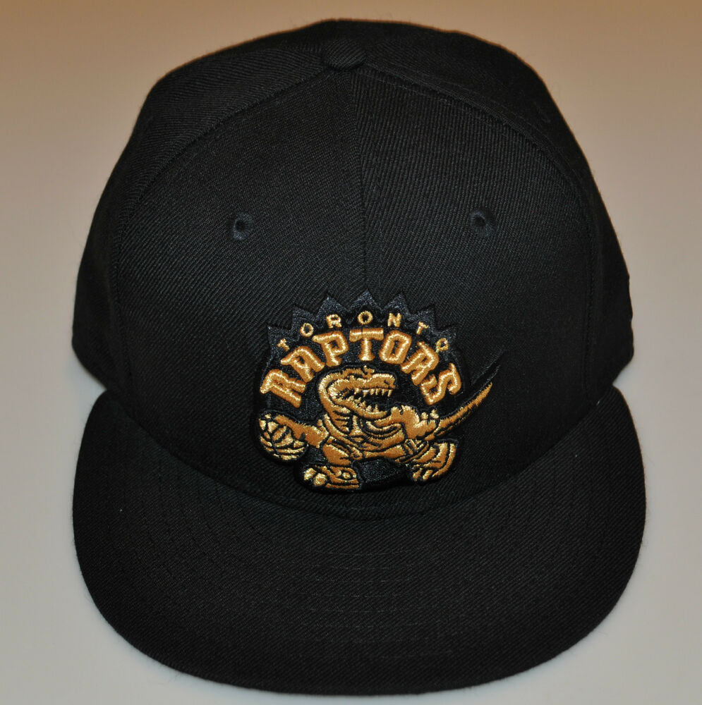 Details about Toronto Raptors NBA Cap Hat Basketball Black Gold New Era  59FIFTY Fitted 6 7 8 7b1d90a9da9