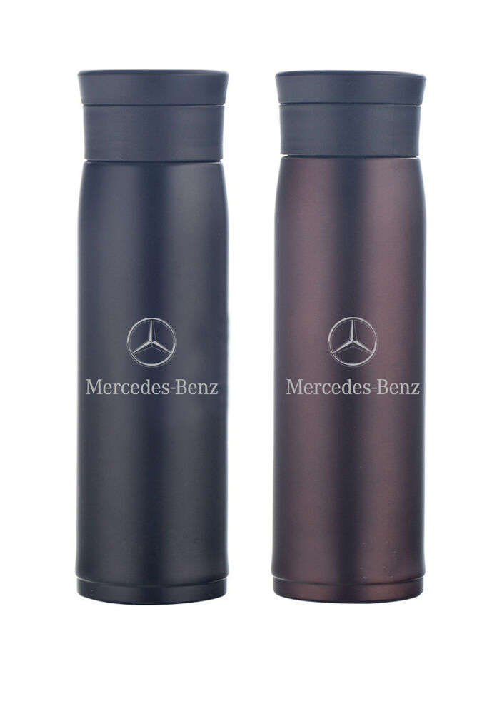 Mercedes Benz 22 Oz Vacuum Insulated Travel Mug Available