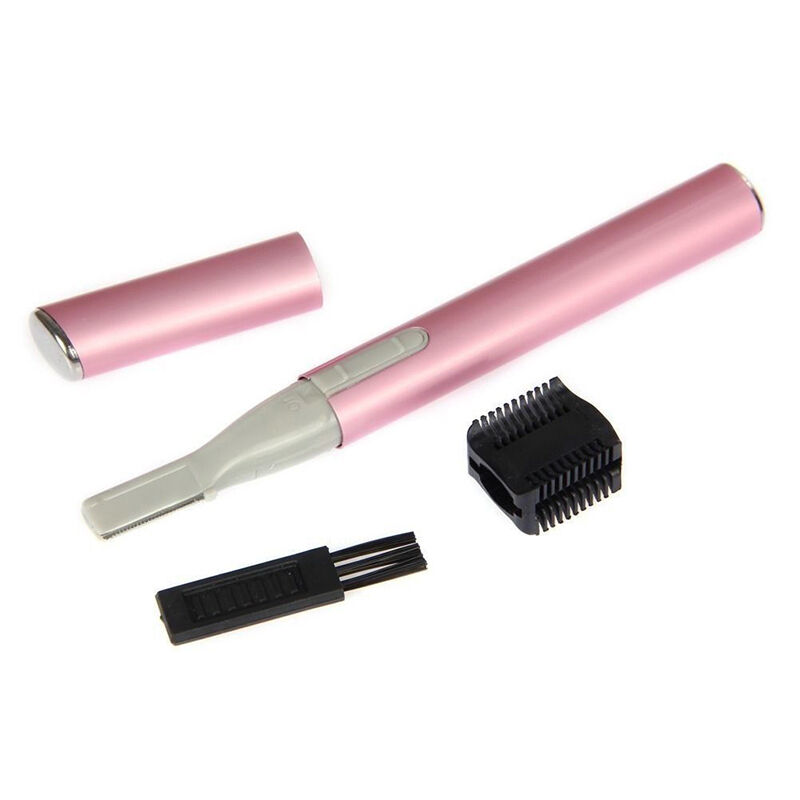 Hot Mini Electric Lady Shaver Legs Eyebrow Shaper Trimmer