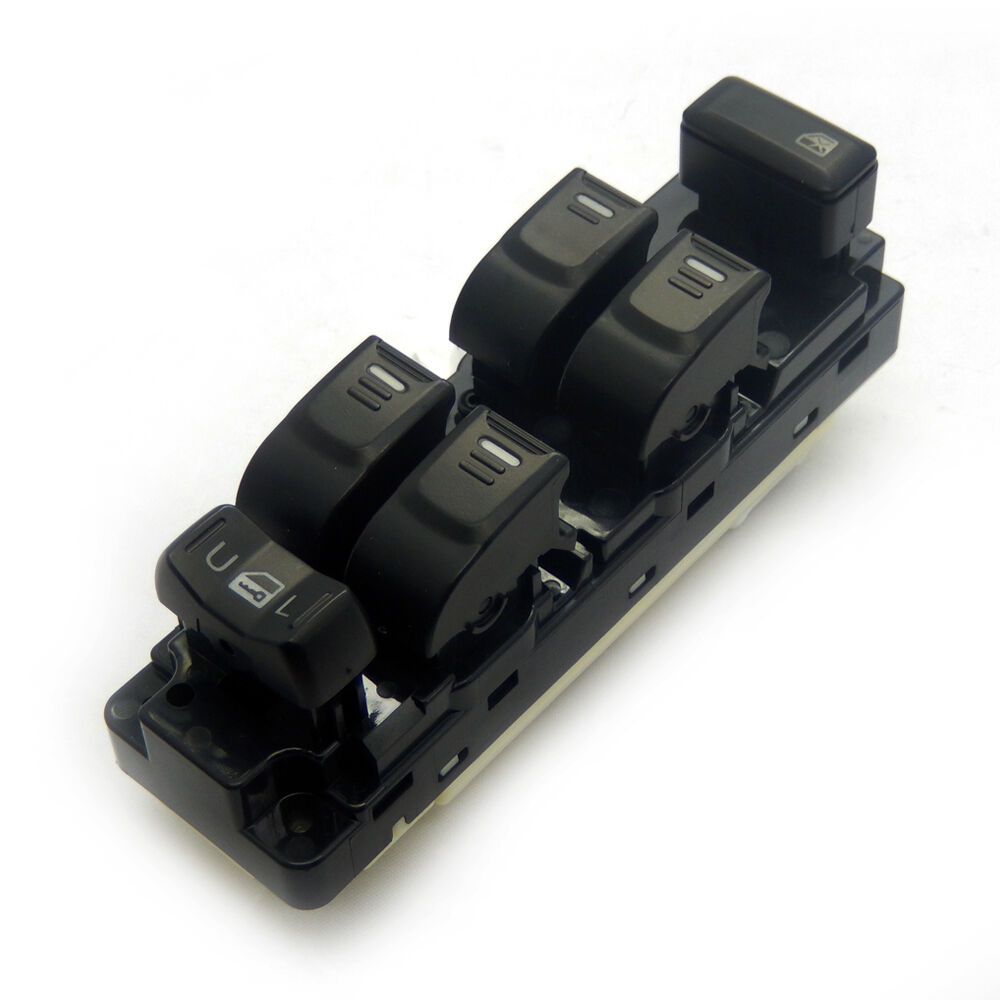 Power window master switch driver side lh for colorado gmc for Window master