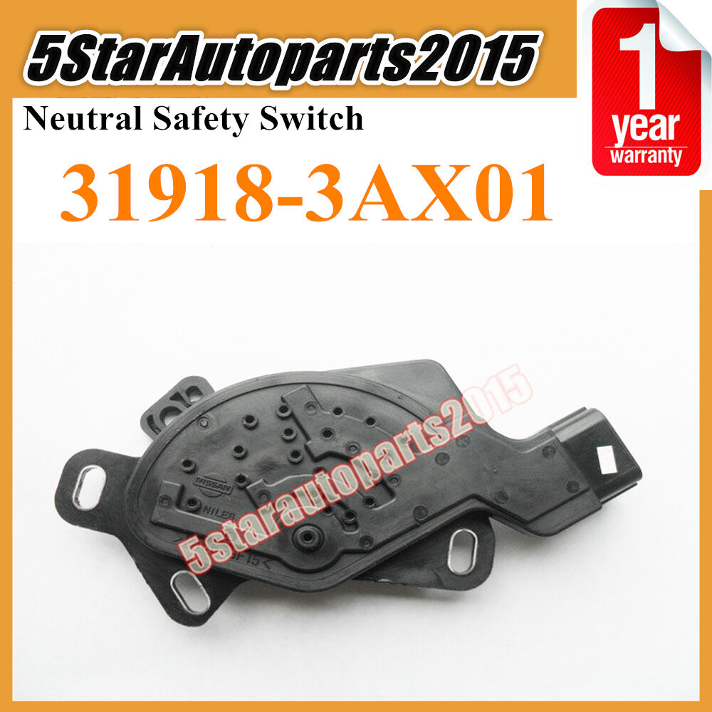 2001 Nissan Maxima Ignition Switch: Neutral Safety Switch For 98-06 Nissan Altima Maxima