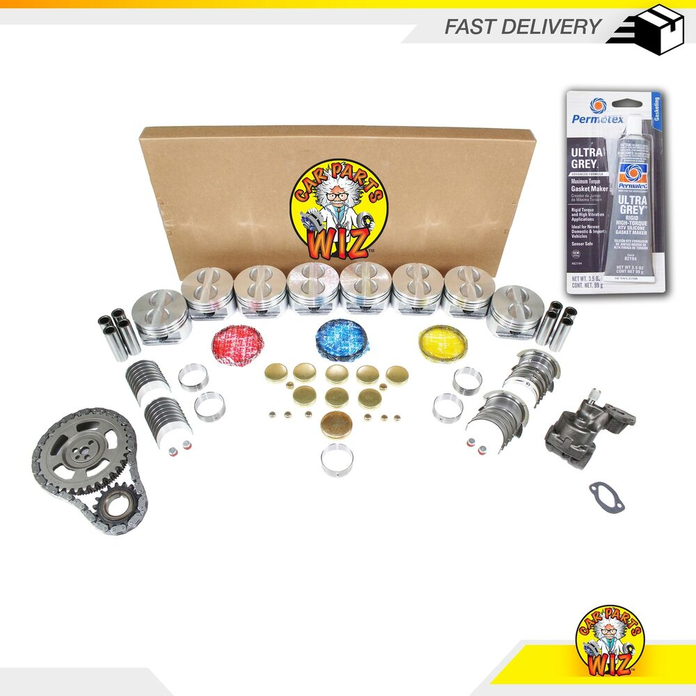 Chevy 350 Lt1 Engine 96 97: Engine Rebuild Kit Fits 94-97 Chevrolet Pontiac Cadillac