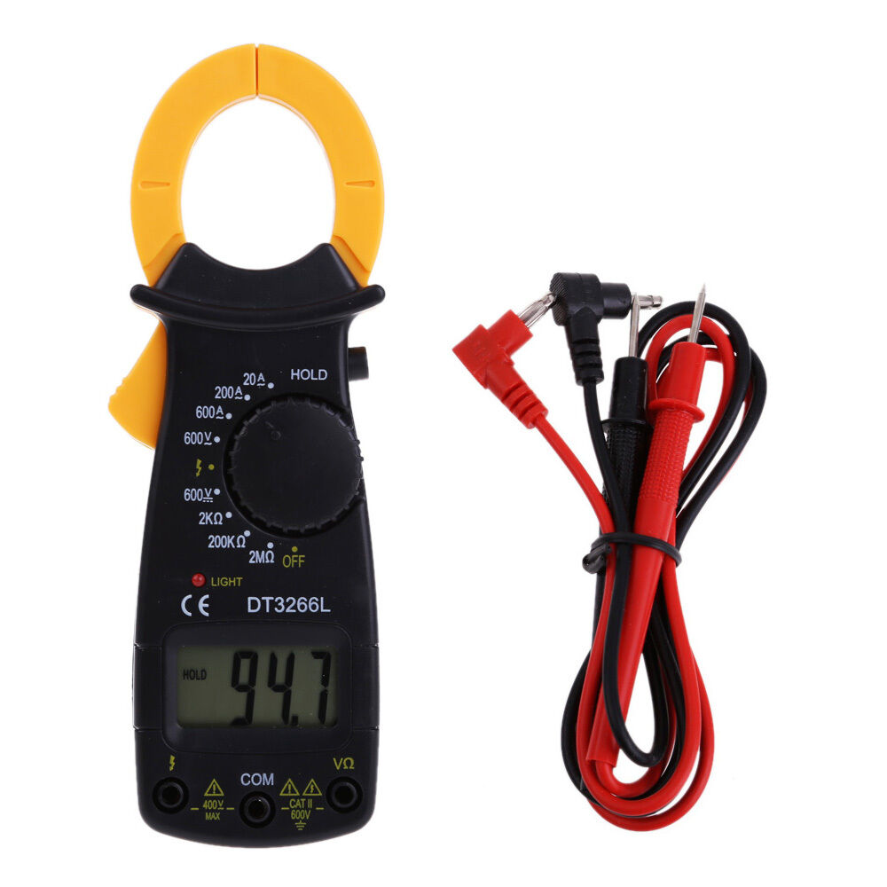 Electronic Voltage Tester : Mini lcd digital multimeter electronic voltage current