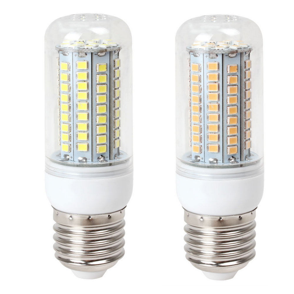 E27 10W 102 X 2835 SMD LED Corn Light Bulb Kitchen Ultra