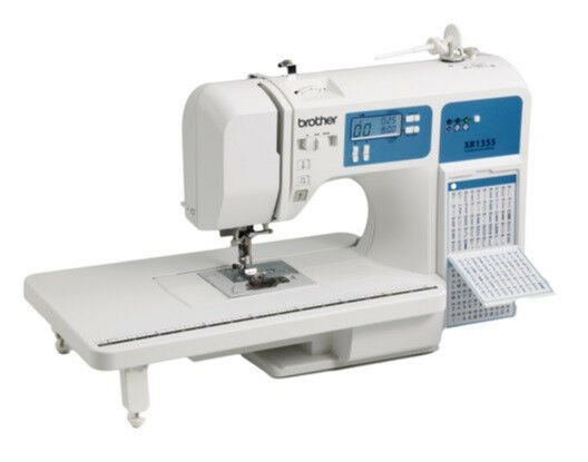 Brother XR40 40 Stitch SewingQuilting MachineTable Compare To Best Brother Xr3140 Sewing Machine