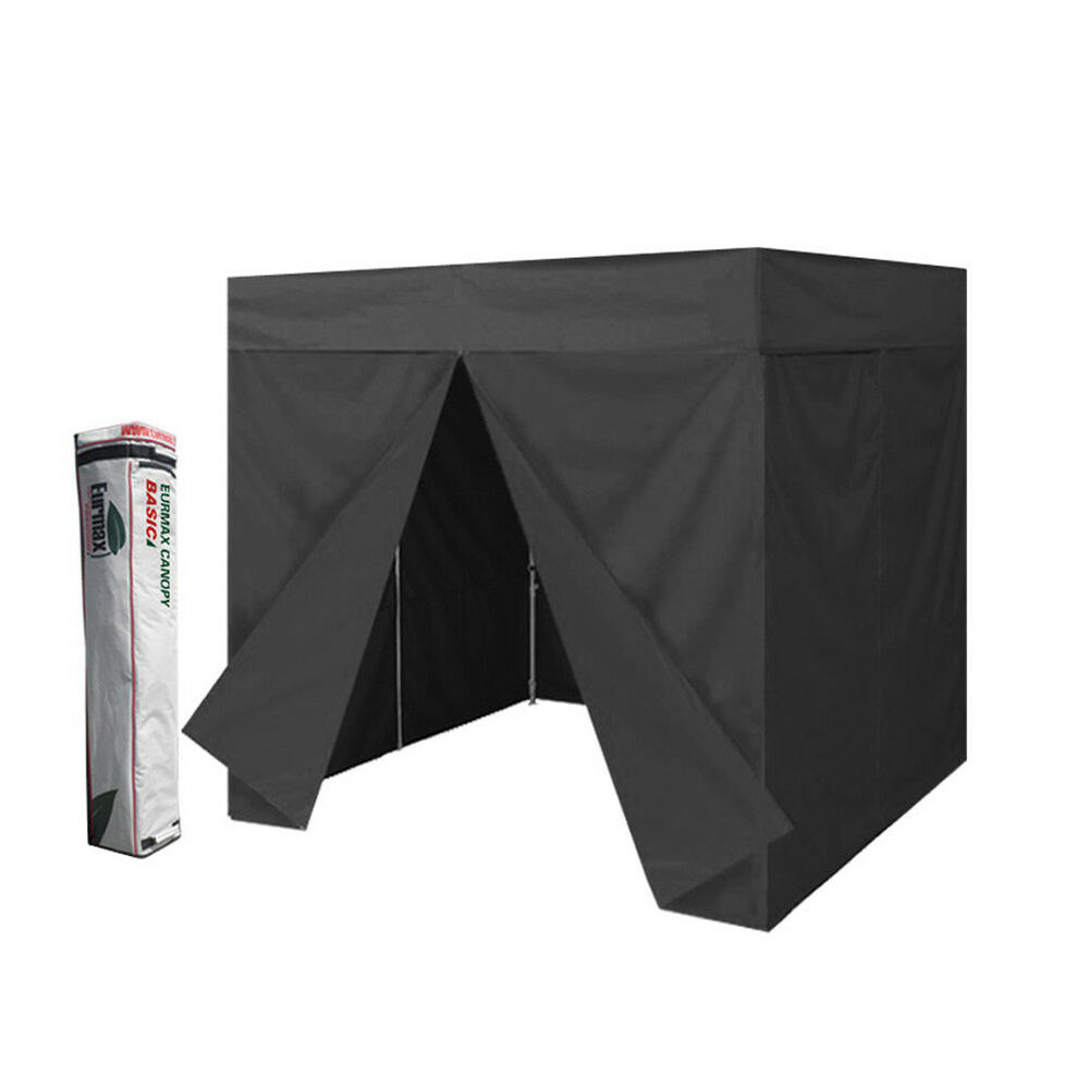 New 8x8 Flat Top Ez Pop Up Canopy Photo Booth Instant