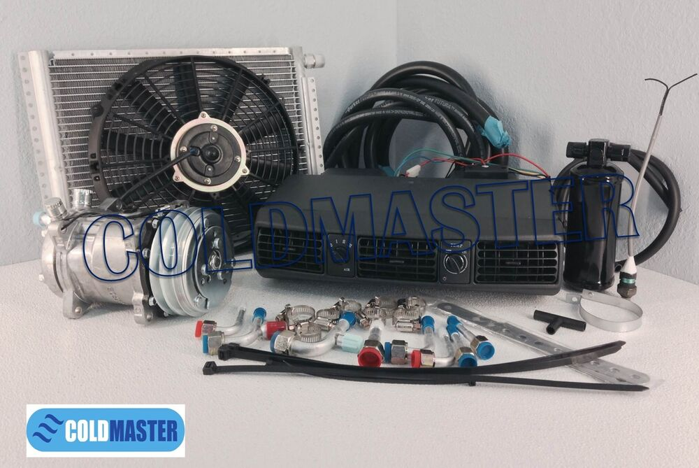 A C Kit Universal Under Dash Evaporator Compressor Kit Air