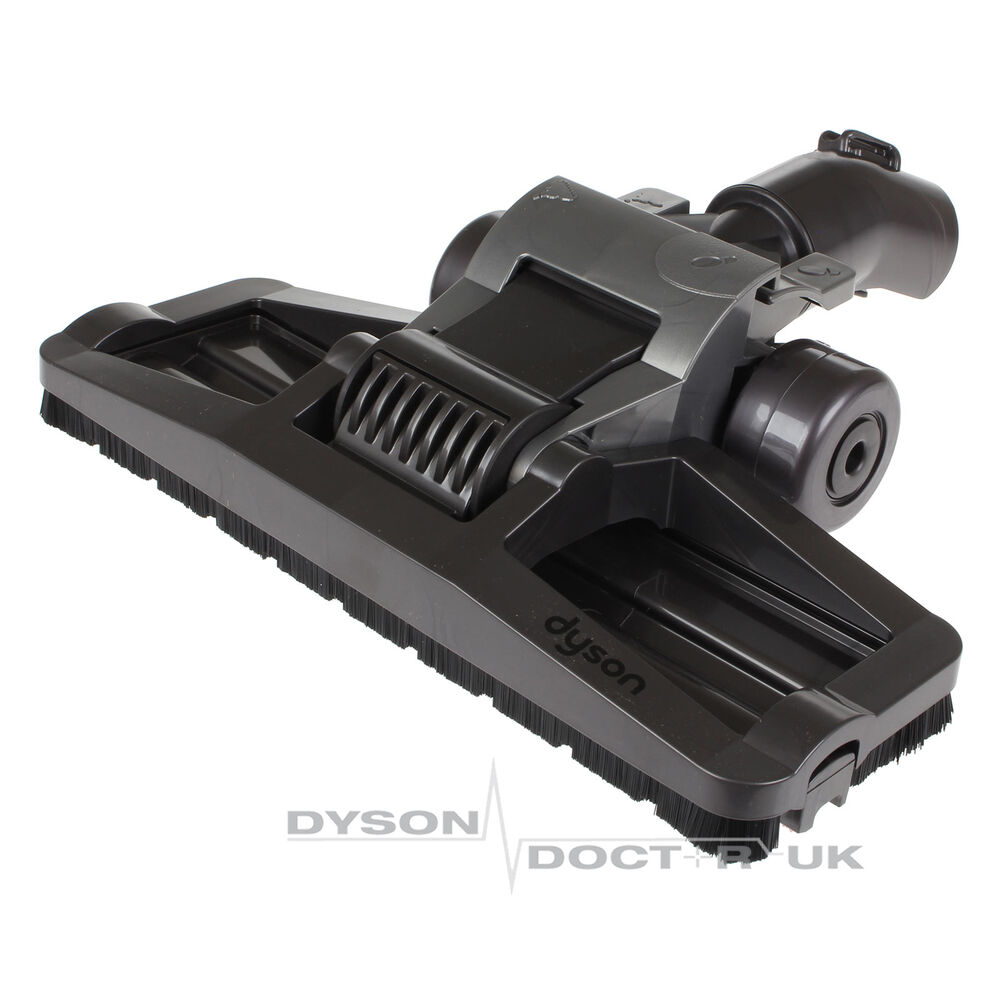 genuine dyson dc19t2 dc22 vacuum cleaner low reach floor tool brush head ebay. Black Bedroom Furniture Sets. Home Design Ideas