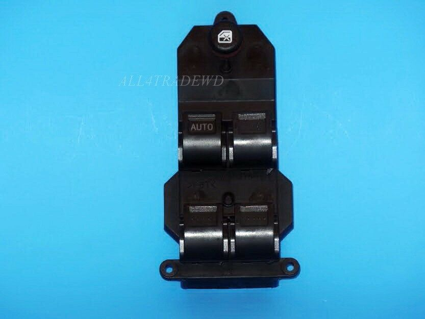 Front power window master switch fits honda cr v 2002 for 2002 honda crv power window switch