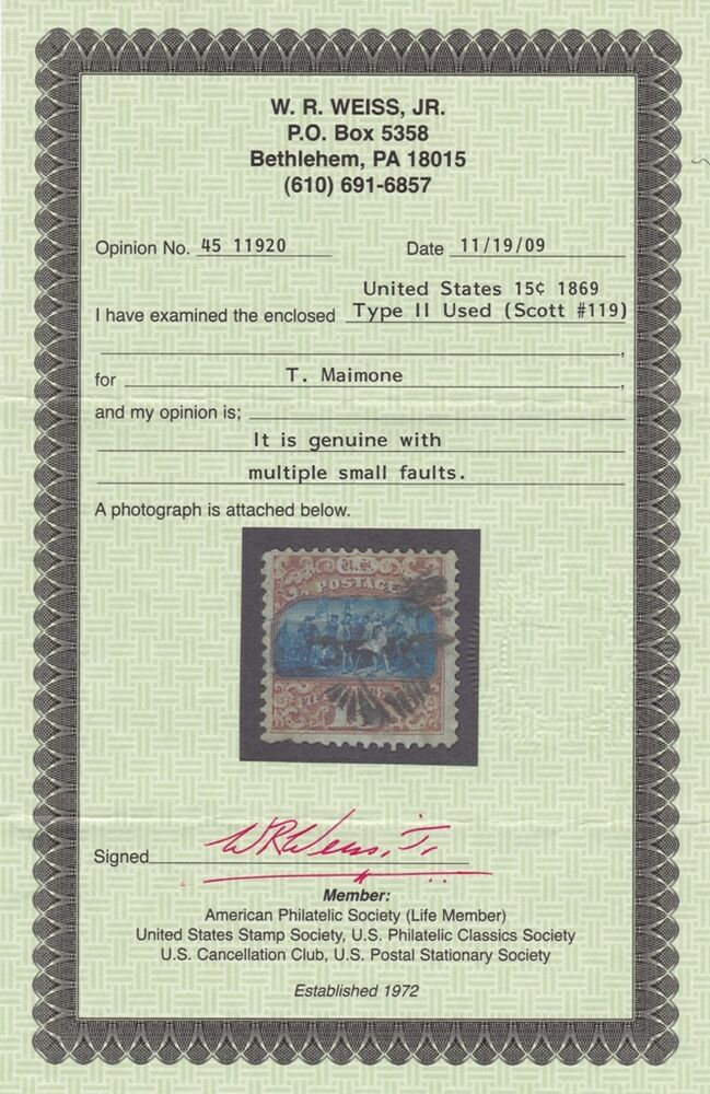 Details About US Stamp