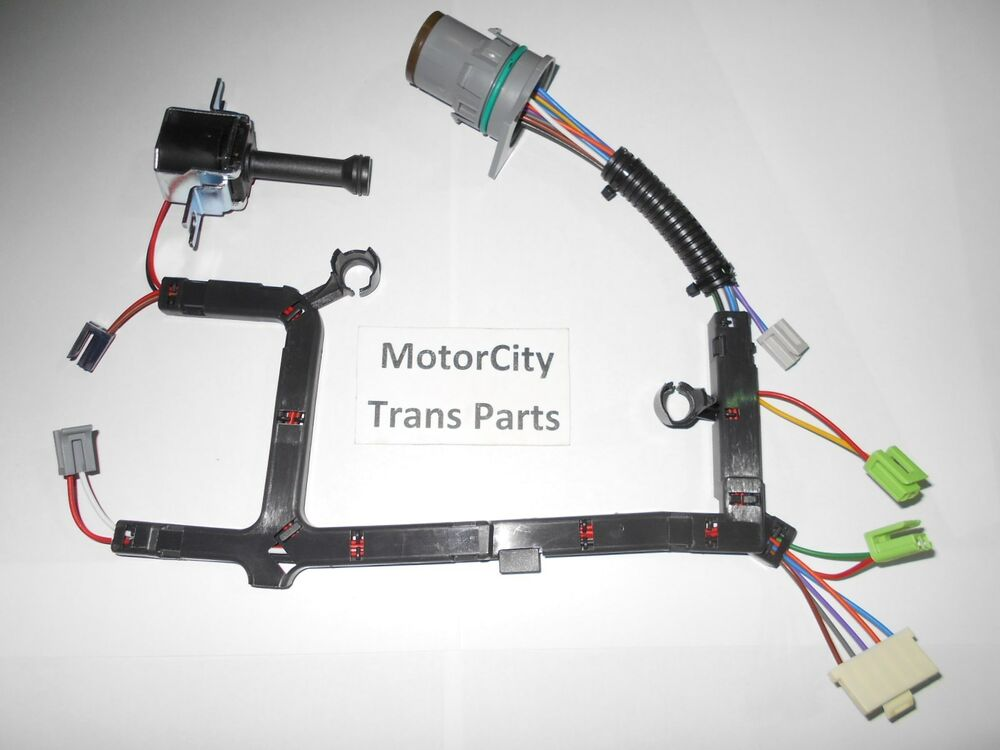 4l60e 4l65e Transmission Wiring Harness  Int  03