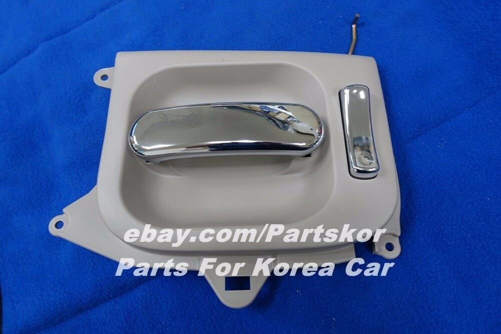 For 2002 2005 Kia Sedona Inside Rh Right Sliding Door Handle Cge Color 72330cge Ebay