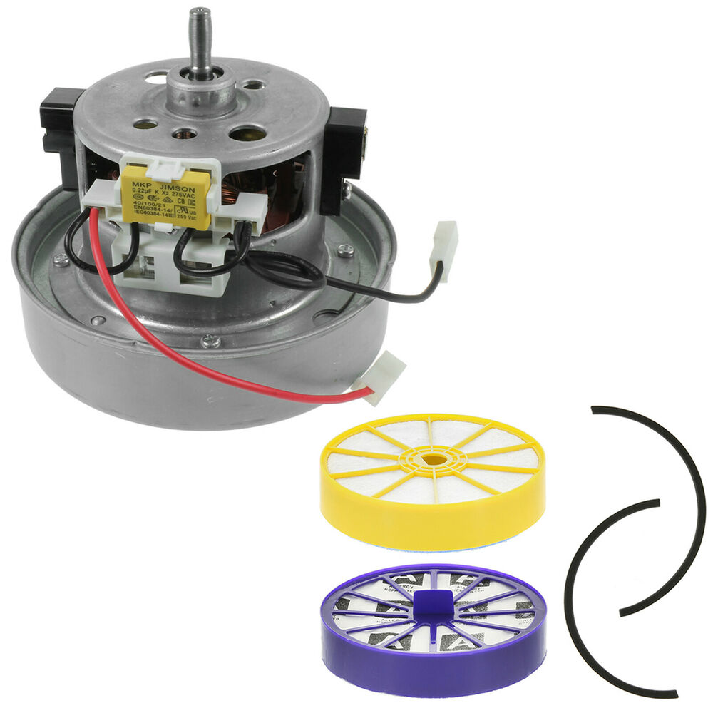 vacuum hoover ydk motor fits dyson dc07 filter service kit