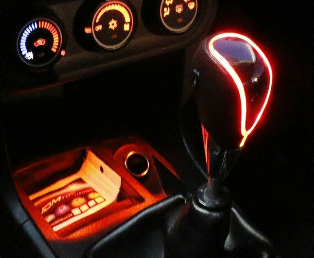 Universal Car Led Touch Activated Led Shifter Led Shift