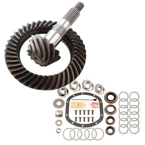 Bolt Ring And Pinion