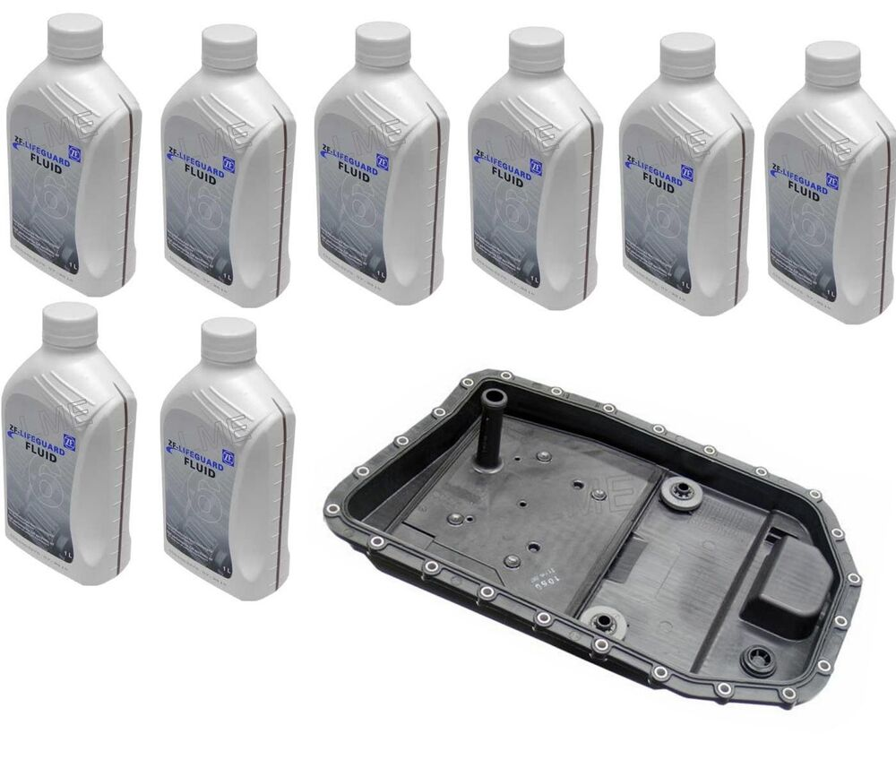 Bmw Auto Transmission Filter Kit 8 Liter Lifeguard6 Atf