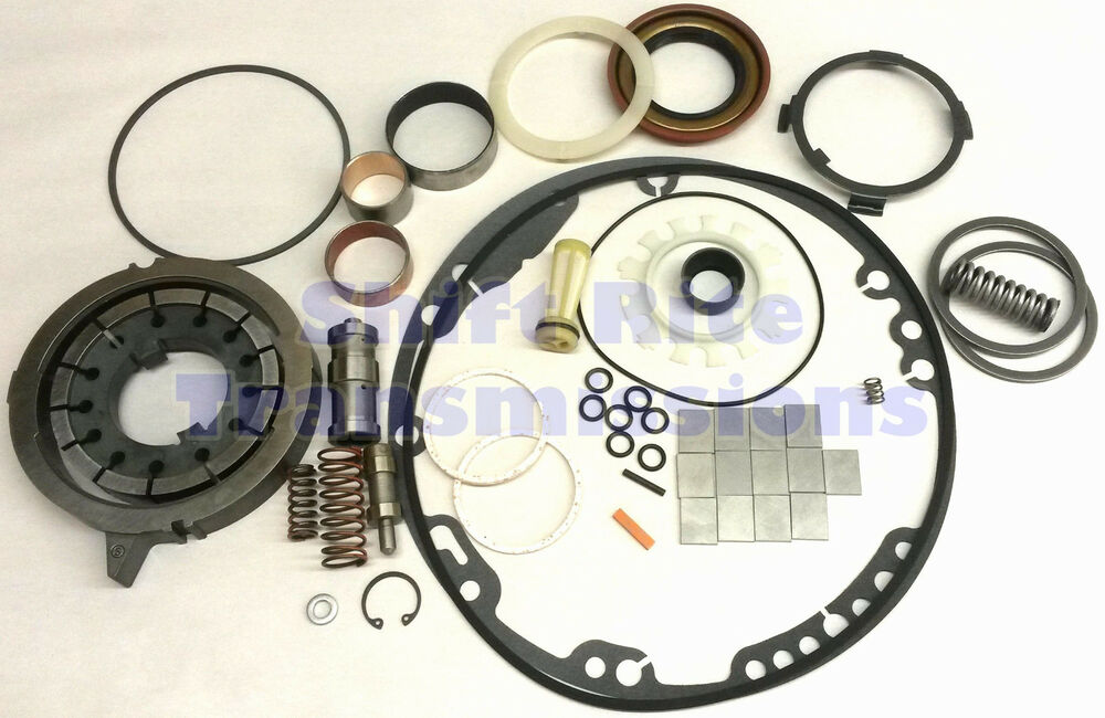 4l60e Hi Performance Pump Rebuild Kit Complete Seal Rotor