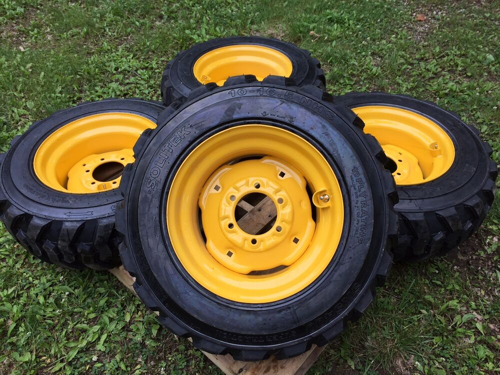 New Holland Tire Rims : New tires rims wheels for holland ls