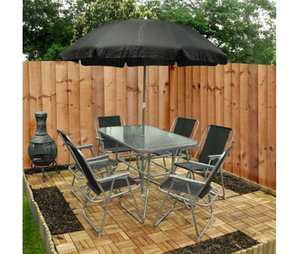 Outdoor Garden Furniture Set Damaged Warehouse Second Ebay