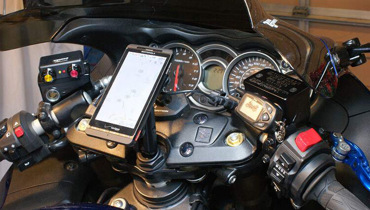 Weatherproof Motorcycle Usb Port Cell Phone Gps Tablet Pc