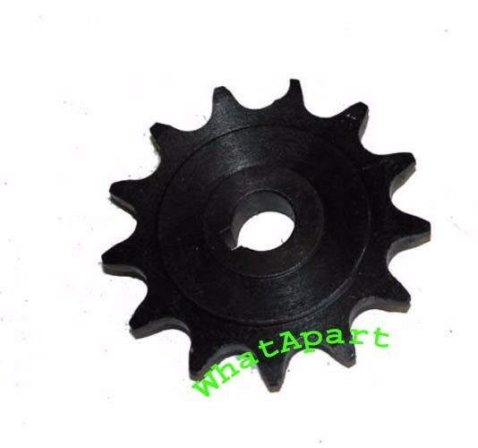 13 Tooth 11mm Bore Sprocket For 1 2 Quot X1 8 Quot Bicycle Chain