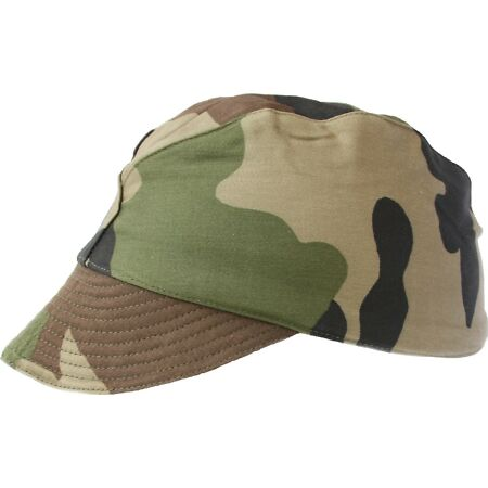 img-French Military Army / Foreign Legion Combat Field Hat CCE Camo F2 Peaked Cap