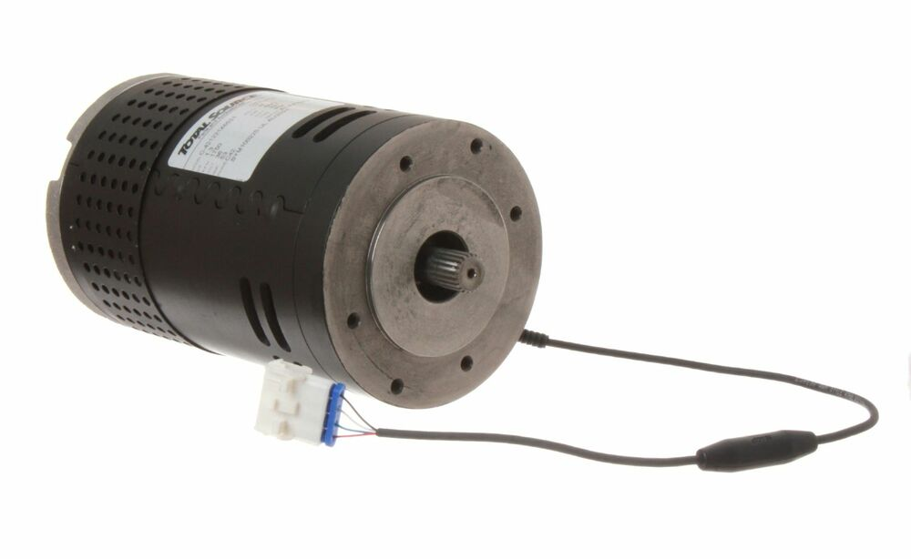 Steering 36 Volt Electric Motor Dc Raymond Reach 7400