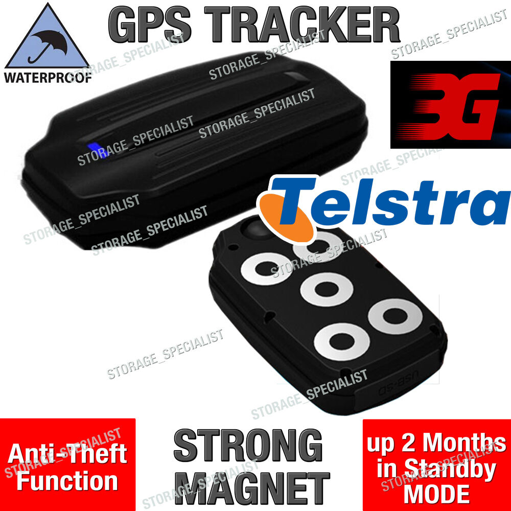 3g gps tracking device telstra magnet waterproof anti. Black Bedroom Furniture Sets. Home Design Ideas