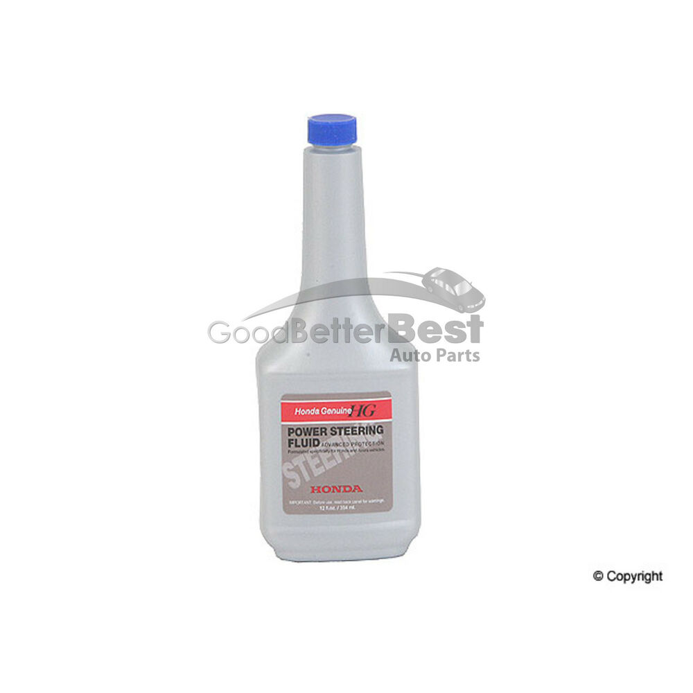 New Genuine Power Steering Fluid 082069002 Acura Honda