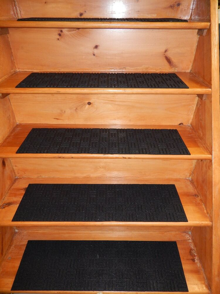 4 steps 8 1 2 39 39 x 35 indoor outdoor stair treads step non - Non skid treads for exterior stairs ...