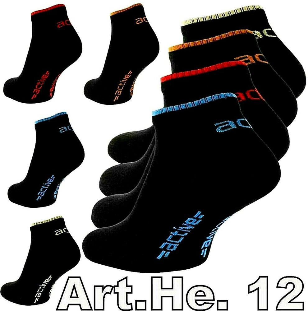 1 24 p herren damen sneaker socken kurz tennis socken. Black Bedroom Furniture Sets. Home Design Ideas