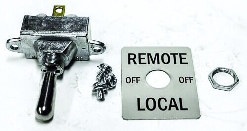 Remote Switch Lincoln Welder Sa200 Sa 250 Toggle With Weather