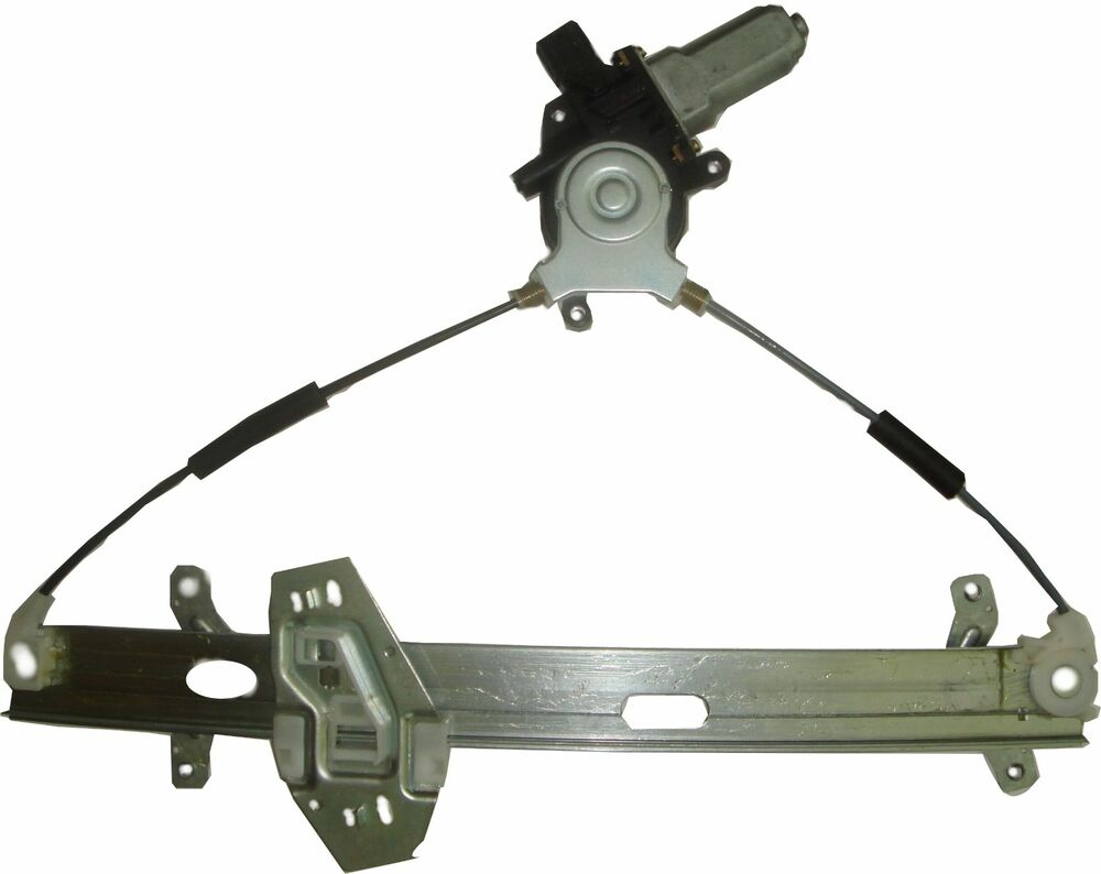 Window regulator w motor l 03 04 05 06 07 honda accord 4dr for 04 cadillac deville window regulator