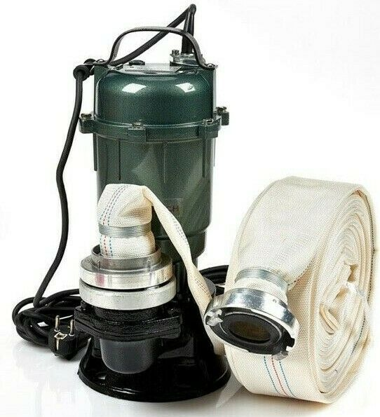 submersible pump 2 inch 2950l ideal for dirty water. Black Bedroom Furniture Sets. Home Design Ideas