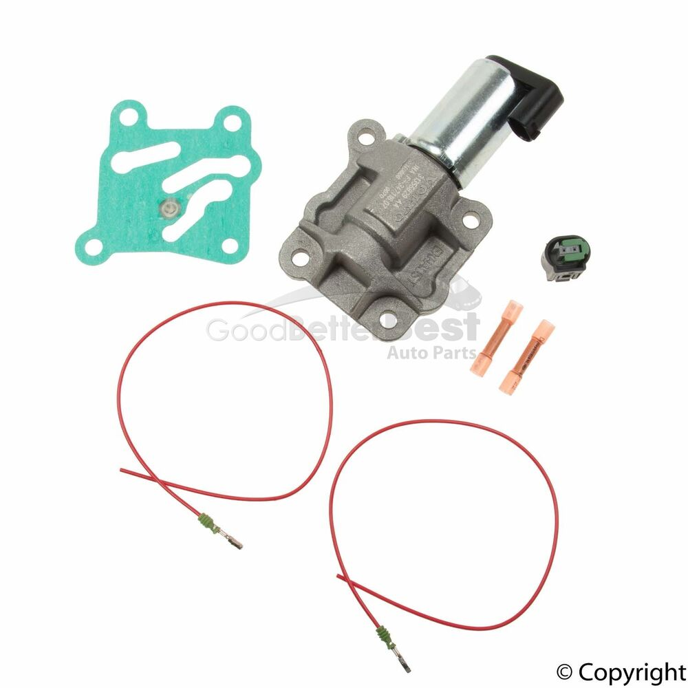 variable timing solenoid volvo s40