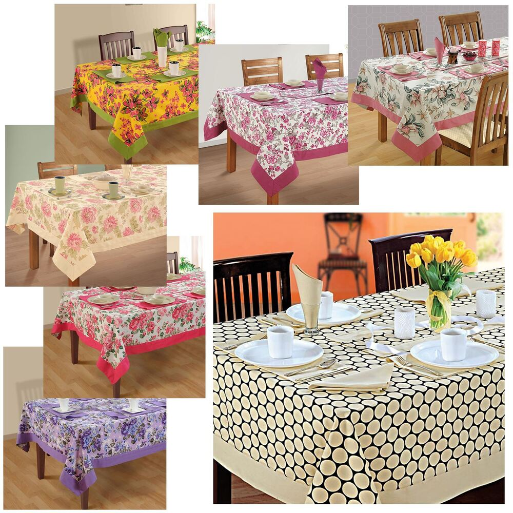 Table linen dining 6 seater kitchen dinner party table for Where can i buy table linens