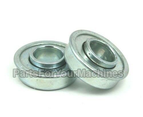 Lawn Tractor Front Wheel Hub : Wheel horse garden tractor front bearings fits