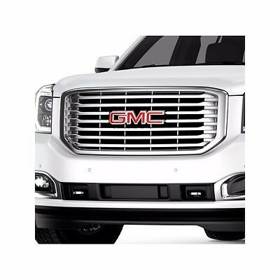 23245142 2015 2017 gmc yukon yukon xl gm oem chrome tow. Black Bedroom Furniture Sets. Home Design Ideas