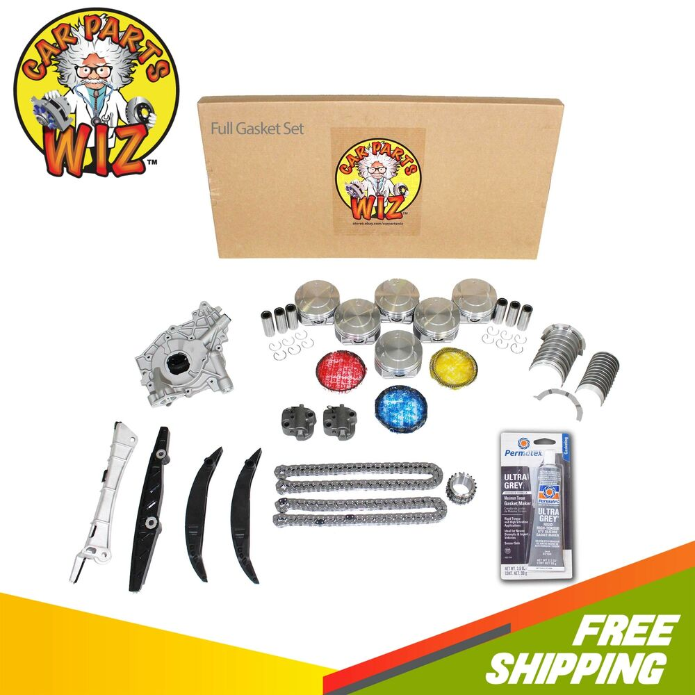 Engine Rebuild Kit Fits 2003 Ford Taurus Mercury Sable 3