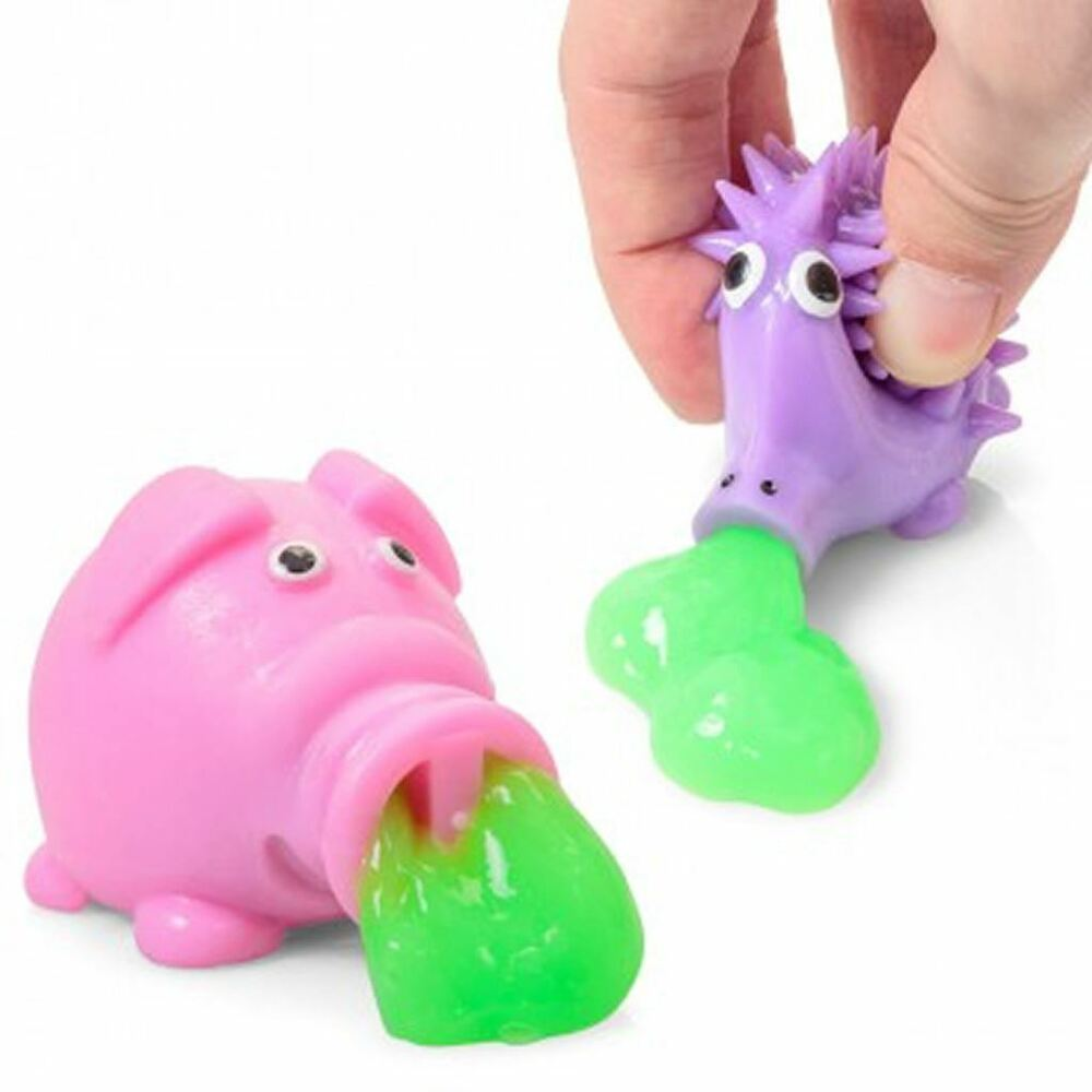 Animals Toys For Boys : Childrens novelty slime animals party bag fillers boys